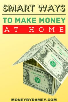 Fortunately, the rapid development of technology – particularly in terms of online tools – has made this task easier than ever before. If you're in need of ways to supplement income that's been lost to the current crisis, read on. Click the photo to learn more about the Smart Ways to Make Money at Home. #ideas #makemoney #savings #personalfinance #finance #financialfreedom #financialplanning #money #moneymanagement #financialindependence #budgeting #tips #howto Make Money From Home, Way To Make Money, Make Money Online, Financial Tips, Financial Planning, Money Saving Tips, Managing Money, Thing 1, Budgeting Money