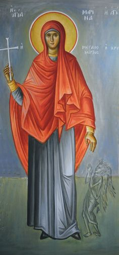 Orthodox Christianity, Religious Icons, Orthodox Icons, Saints, Projects To Try, Disney Characters, Painting, Medicine, Fresco
