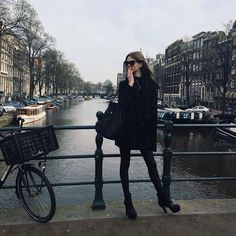 Why Models and Lifestyle Bloggers Are Flocking to Amsterdam Photos | W Magazine