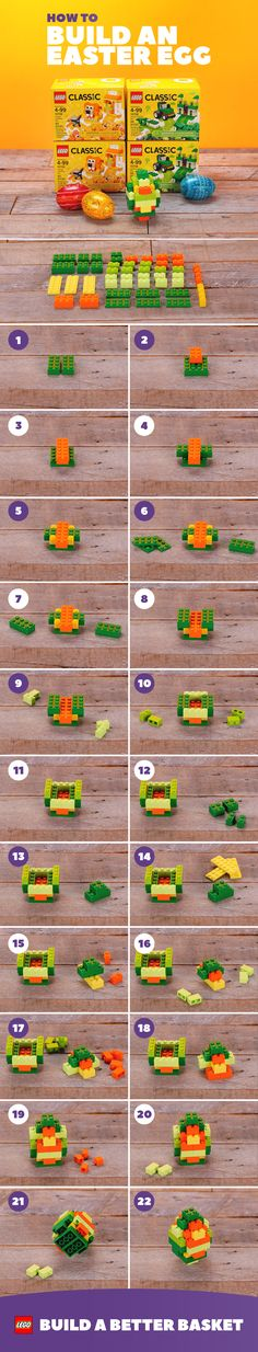 Lego easter egg building ideas for kids in search of a fresh idea delight boys and girls this easter with a lego gift shop now with the official lego shop guarantee negle Gallery