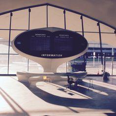 Pictures from my secret, self-guided TWA Flight Center Tour at JFK. Twa Flight Center, Richard Neutra, The Door Is Open, Eero Saarinen, Alvar Aalto, Commercial Interior Design, Googie, Futuristic Architecture, Back In Time
