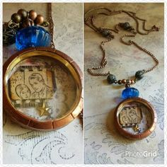 Light of Day Jewelry, handmade from the heart. One of a kind pieces made from vintage jewelry. Custom items are our specialty . Custom Jewelry, Vintage Jewelry, Custom Items, Vintage Watches, Pocket Watch, Artisan, Fun, Handmade, Accessories