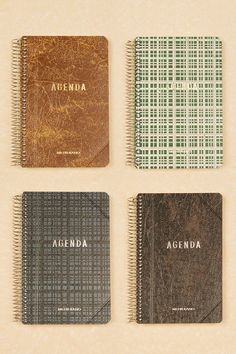 notebooks #CampCollection