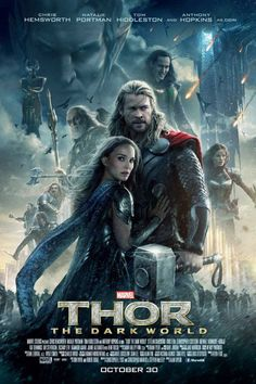 Thor: The Dark World - film fantascienza 2013 - www.portalecinema.com