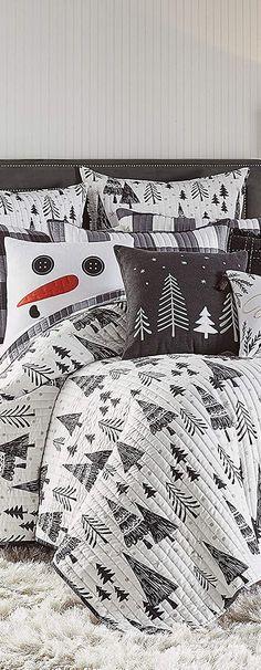 85 Christmas Bedding Ideas Christmas Bedding Holiday Bed Christmas Duvet