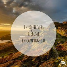 Savant mélange de grands espaces et de traditions, doté d'une nature merveilleusement préservée et d'un patrimoine historique inestimable, l'Écosse est une destination idéale pour les camping-caristes !   #Ecosse #Scotland #voyage #travel #roadtrip #campingcar