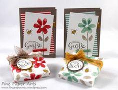 Yogurette-Verpackung: Garden in Bloom