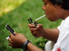 What Cell Phone and Tobacco Research Have in Common