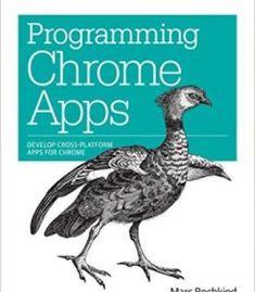 Programming Chrome Apps PDF