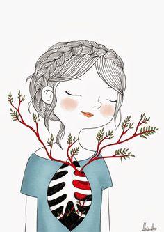 Meditar en ti es crecer desde dentro hacia fuera como una planta que nunca tendra sed. Corazon, mente y fuerza.