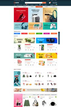 Building a multi-vendor marketplace website like Amazon, Alibaba, and eBay has been becoming the trending of 2020. In this post, we will showcase 2020's Best #FREE & premium Multi-Vendor MarketPlace WooCommerce WordPress Themes which certainly help you create a successful website. #FREE #FreeDownload #bestselling #bestelementorthemes #bestwoocommercethemes #bestwordpressthemes #bestseller #woocommercetheme #WooCommerce #wordpresstheme #wordpressthemes #multivendor #marketplace #wpthemego Ecommerce Shop, Ecommerce Template, Ecommerce Website Design, Joomla Templates, Wedding Store, Website Themes, Website Design Inspiration, Site Web, Shopping Websites