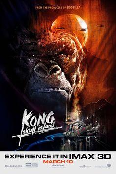 Kong: Skull Island, il nuovo poster IMAX omaggia Apocalypse Now - BadTaste.it