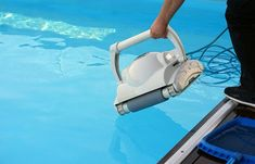 This pool cleaner makes use of a pool inlet from and water return line from the filter pump to clean debris and store them in a built-in debris bag. Good Vacuum Cleaner, Intex Pool, Best Vacuum, Pool Cleaning, Pump, Filters, Store, Bag, Water