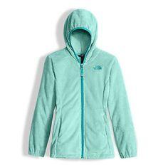 The North Face Girls' Oso 2 Hoodie Fleece Jacket: Kids