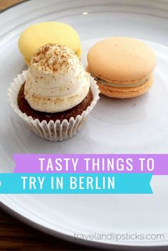 Discover Berlin with those 10 delicious treats