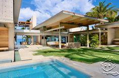 SolusiProperti : Desain Rumah Tropis Impian Di Maui Arsitek Pete Bossley