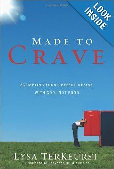 Made To Crave by Lysa Terkeurst  get it here: http://www.amazon.com/Made-Crave-Satisfying-Deepest-Desire/dp/031029326X/uw-pinterest-20