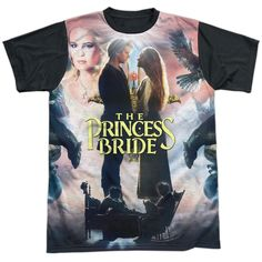 "Checkout our #LicensedGear products FREE SHIPPING + 10% OFF Coupon Code ""Official"" Princess Bride/soft Collage-s/s Adult T- Shirt - Princess Bride/soft Collage-s/s Adult T- Shirt - Price: $24.99. Buy now at https://officiallylicensedgear.com/princess-bride-soft-collage-s-s-adult-t-shirt-licensed"
