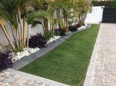 Jardin de style de style Moderne par Beatrice Perlac - Adarve Jardines