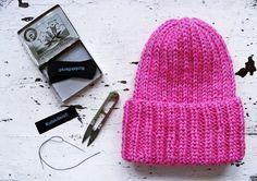 Mützen - Ernest Pink - Limited Edition - ein Designerstück von Nudakillers bei DaWanda