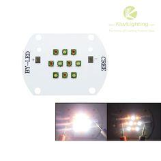 30W Cree XP-E White+Yellow LED light -   Cree XP-E White+Yellow LED light, 5 yellow LEDs 590nm, 5 white LEDs, 30w, VF: 24-26V, IF: 1A, PCB demension: 55*40*2mm, 30W Cree XP-E White+Yellow LED light5 yellow LEDs 590nm, 5 white LEDs,VF: 24-26V,IF: 1A,Power: 30 watt,PCB demension: 55*40*2mm, Cree XLamp XP-E LED Description The XLamp...