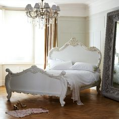 http://www.sweetpeaandwillow.com/beds-bedroom/beds/classical-white-rococo-bed