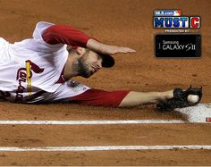 Cardinals - that was amazing Carpenter but PLEASE don't do that again!