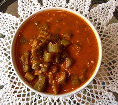 Quimbombo a la cubana | recetas de cocina- Comida cubana