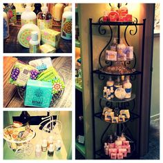 Greenwich Soap, Lotion and Bath accessories.  Makes the perfect Gift! For almost any occasion!