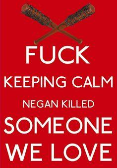 The Walking Dead, Memes, Negan