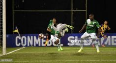 05-10 Camilo Vargas (L) of Colombia's Deportivo Cali vies... #castelvetrodimodena: 05-10 Camilo Vargas (L) of… #castelvetrodimodena
