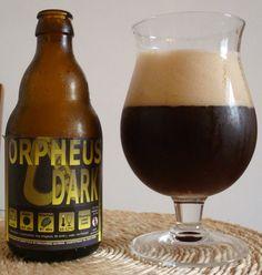 Cerveja Morpheus Dark, estilo Belgian Dark Strong Ale, produzida por Picobrouwerij Alvinne / Den Bierzolder, Bélgica. 10.2% ABV de álcool.