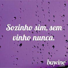Bom dia, não fiquem sem vinho !!! http://www.buywine.com.br