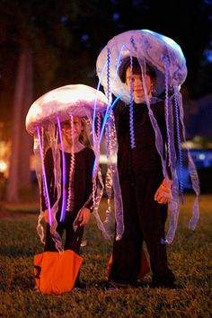 Great idea for costumes!