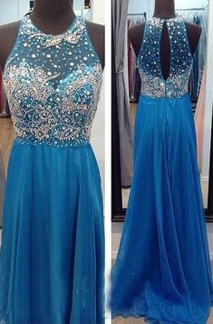 Beading Prom Dresses Long Formal Dresses by prom dresses, $218.00 USD