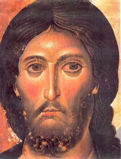 икона иисуса христа вседержителя