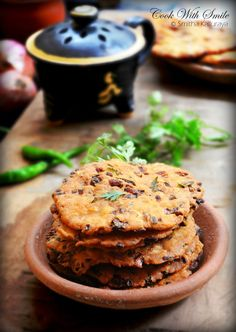 Maddur Vada - a popular tea time snack from the state of Karnataka which is…