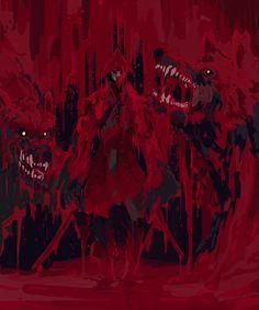 Art bloodborne