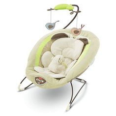 Best Baby Bouncers/Rockers: Fisher-Price Deluxe Bouncer (My Little Snugabunny) Review