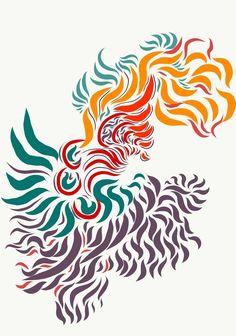 낙서 20200302 Artworks, Arabic Calligraphy, Arabic Calligraphy Art, Art Pieces