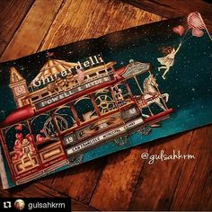 Amazing @gulsahkrm with @repostapp ・・・ #glshscolors #thetimegarden…