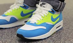 Nike Air Max 1 for Fall 2012