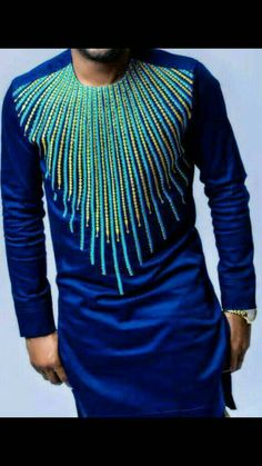 African men's clothing / African fashion/ wedding suit/dashiki / African men's shirt/ vêtement african/ chemise et pantalon/ top and bottom - Dress World for Men African Dresses Men, African Attire For Men, African Shirts, African Wear, African Style, Nigerian Men Fashion, African Men Fashion, Mens Fashion, Africa Fashion