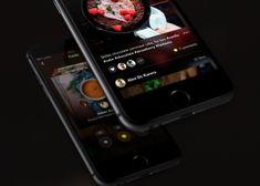 Kaia. Social Application on Behance