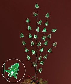 LED Lighted Winter Branches|The Lakeside Collection