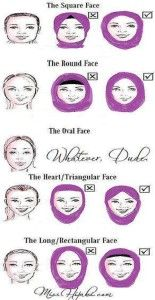 virtual hijabi styles | style for round faces youtube video description hijab tutorial style ...