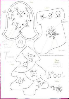 Voor Kerst Zelf maken van vilt? Kijk voor vilt eens op http://www.bijviltenzo.nl: