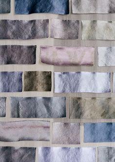Textiles by Sunna Hansdóttir