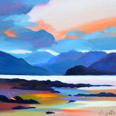 Pam Carter - Sound Colours
