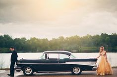 black and gold engagement session by Three Nails Photography....beautiful!